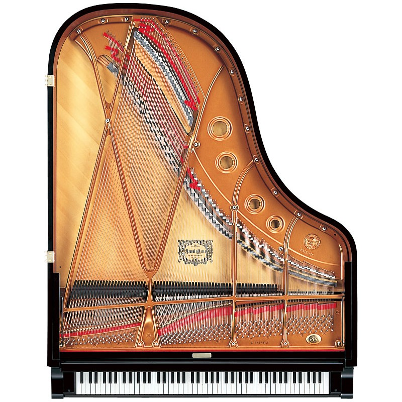 Yamaha Grand Piano Hanlet Brussels