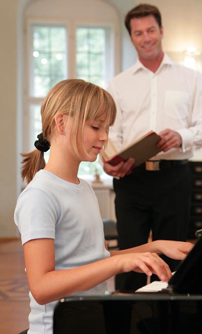 prof de piano à domicile