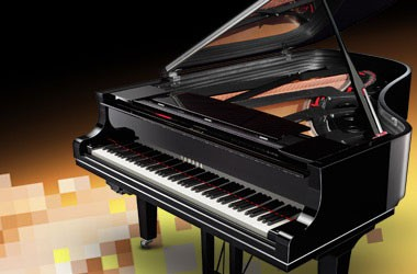 The new Yamaha TransAcoustic GC1
