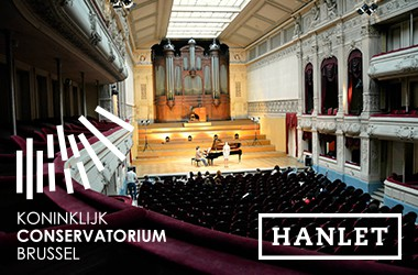 The Koninklijk Conservatorium chooses Hanlet